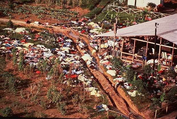 01. Jonestown