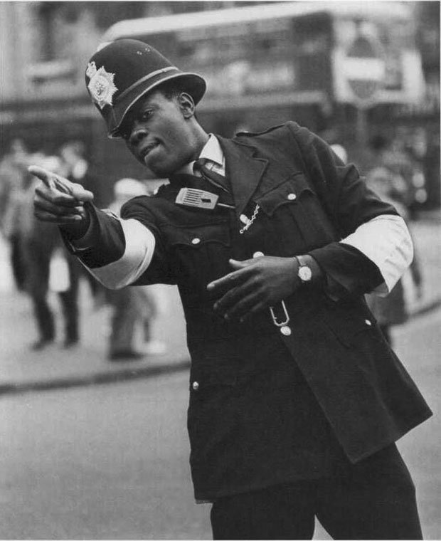 02. First Black Policeman