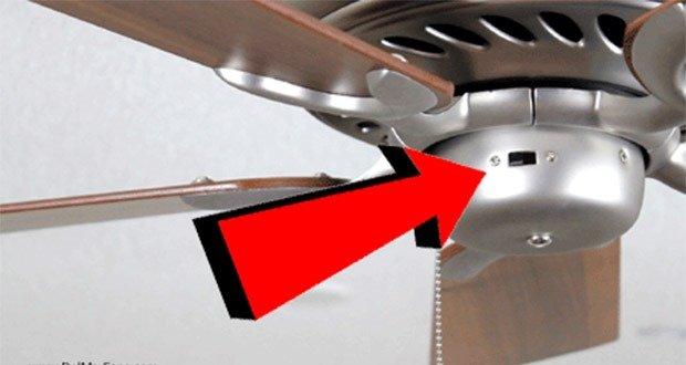 09. Ceiling Fan Direction