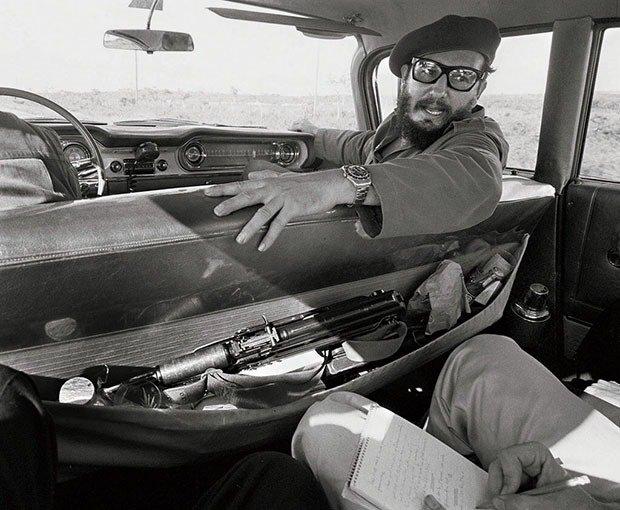 10. Fidel Castro