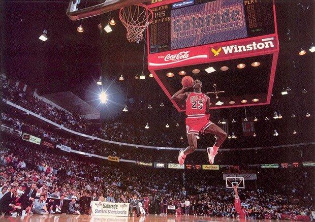 11. Michael Jordan