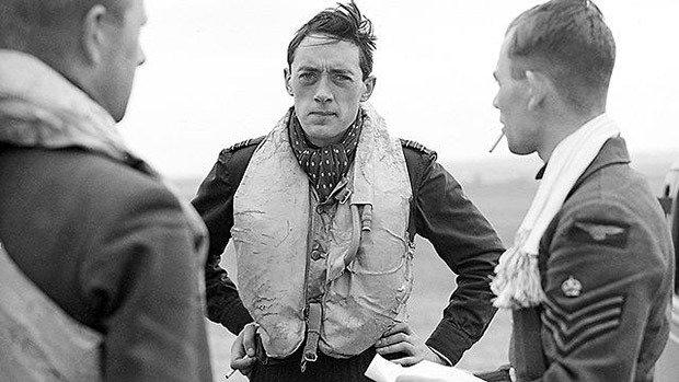 13. RAF pilot