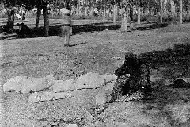 17. Armenian Genocide