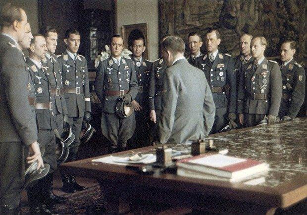 19. Luftwaffe Aces