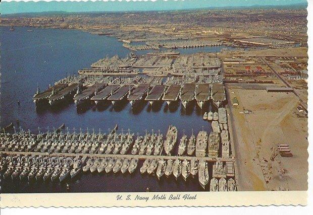 19. Mothball Fleet