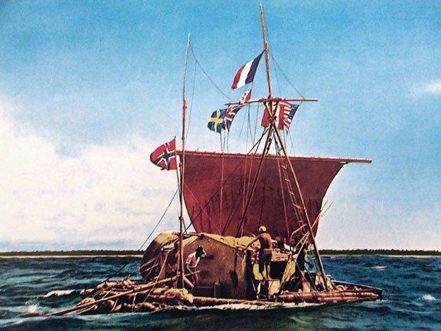 24. Kon-Tiki