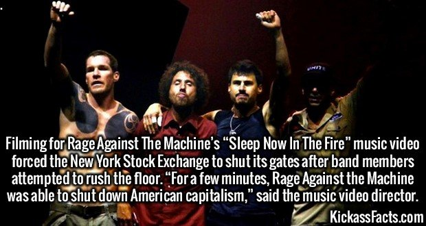 2713 Rage Against The Machine