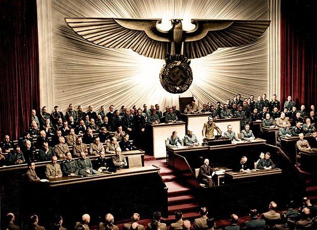 Adolf Hitler declared war on the USA