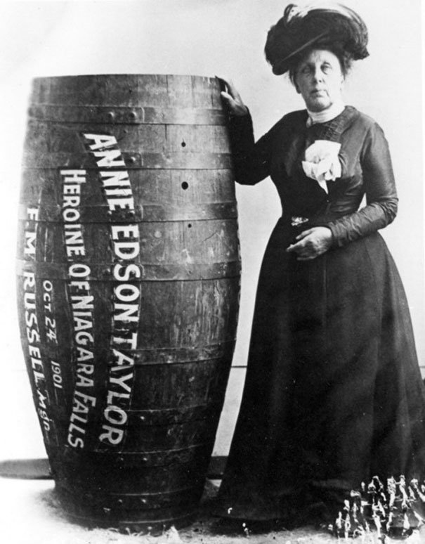 Annie Edison Taylor,