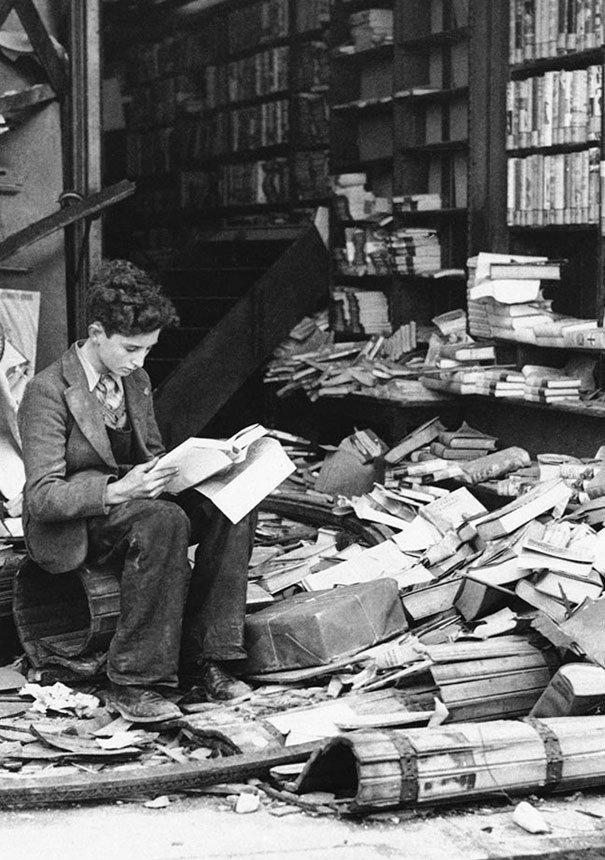 Bookstore in London