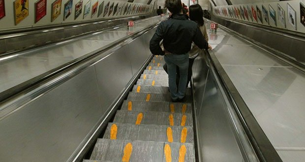 Escalator Etiquette