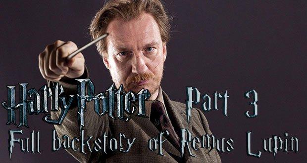 Remus Lupin - David Thewlis