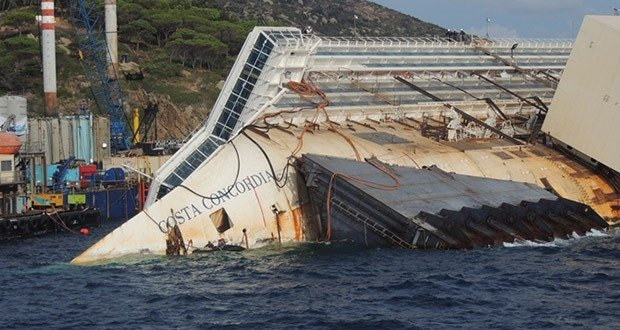 Interesting Facts About Sunken Ships And Subs KickassFactscom - Sunken cruise ships
