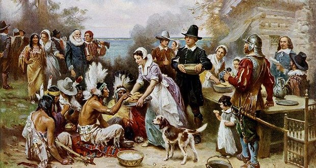 Pilgrims Natives