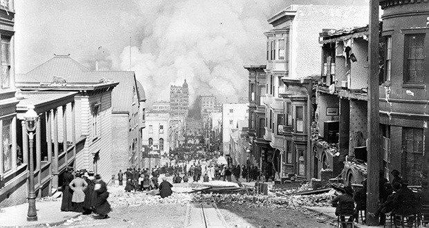 San Francisco 1906 Riots