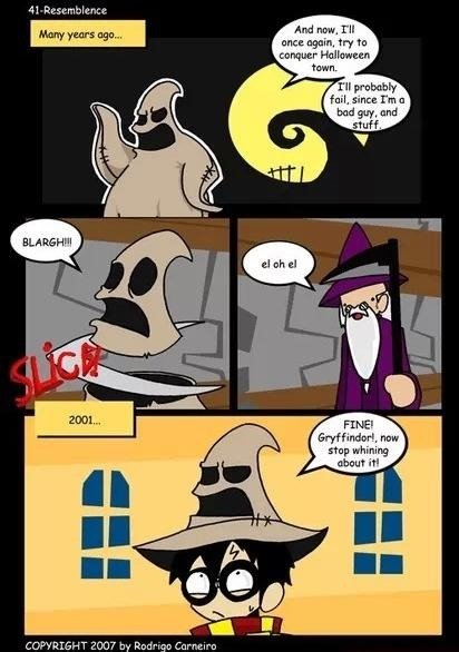 The Sorting hat 3