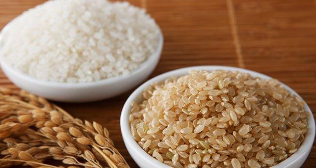 White Rice Brown Rice