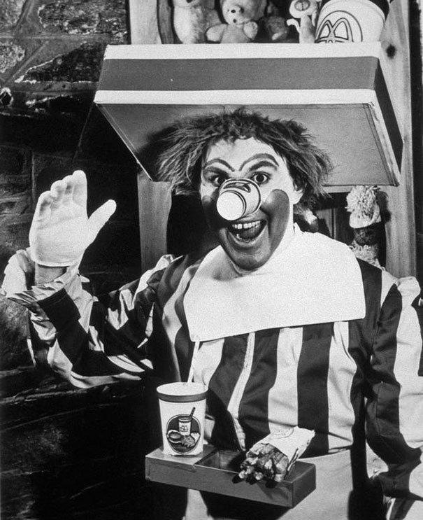 original Ronald McDonald,