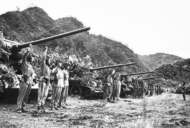 01. Kimhwa, 1953 - Red Steel