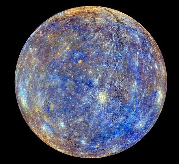 01. Mercury
