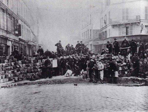 01. Paris, 1871 - Sometimes, History Just Needs a Little Push