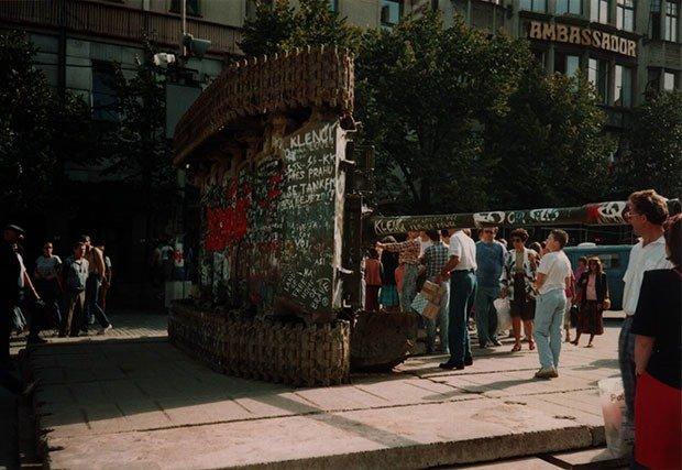 01. Prague, 1989 - When, if not now