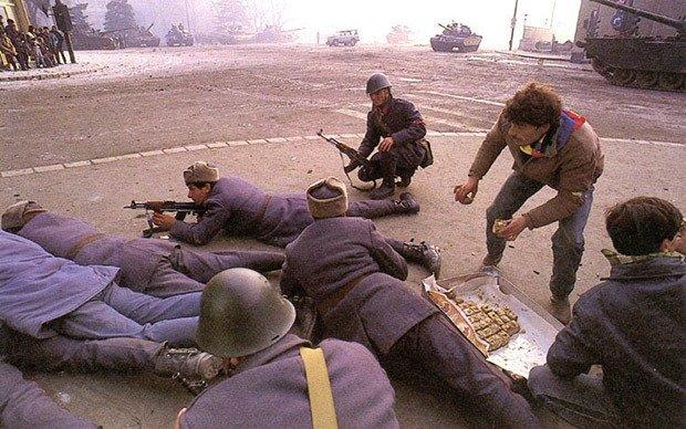 02. Bucharest, 1989 - Sic semper tyrannis