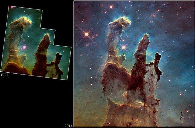 02. Pillars of Creation