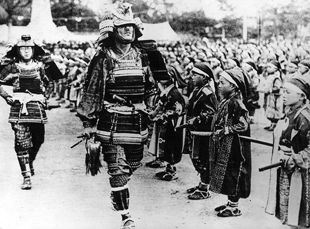 02. Samurais
