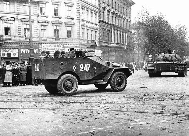 03. Hungary, 1956 - Satellite State Blues