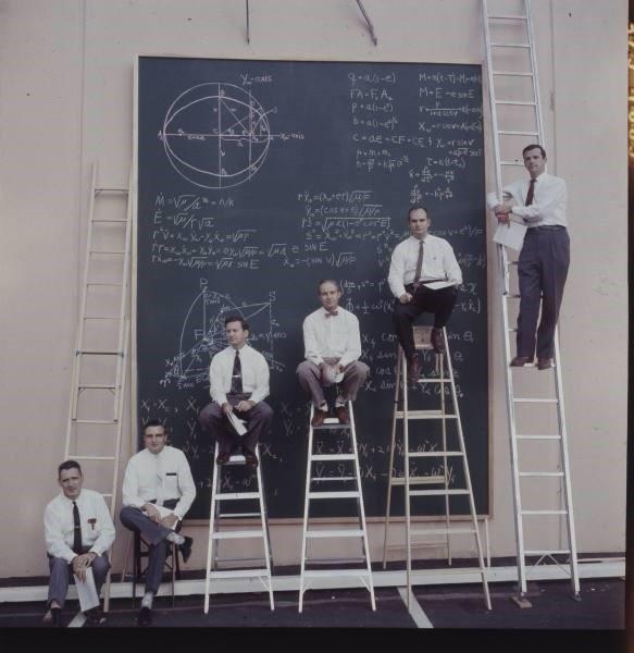 03. NASA scientists