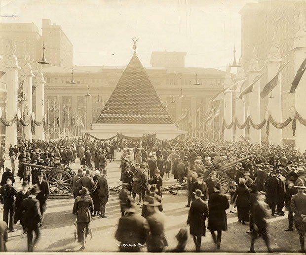 04. Pyramid in NYC