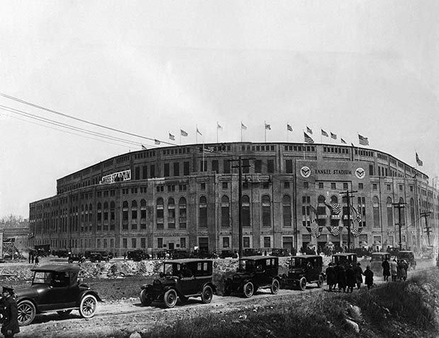 04. Yankee Stadium