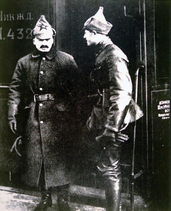 05. Russia, c.1920 - The Eternal Revolutionary