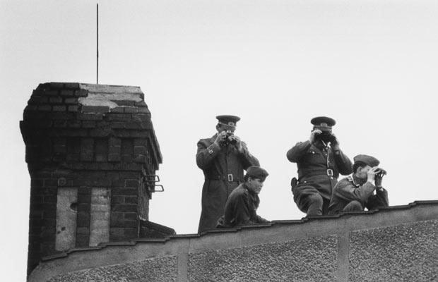 07. Berlin, 1965 - Always Watching