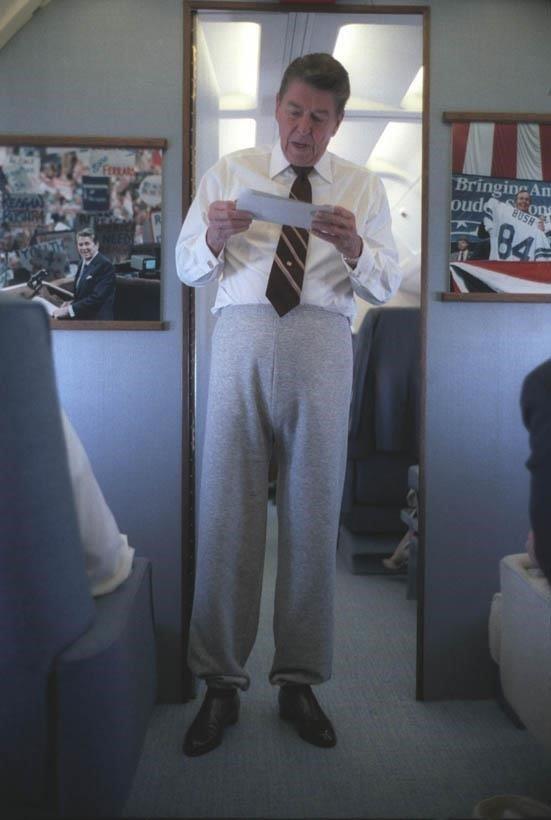 07. President Reagan