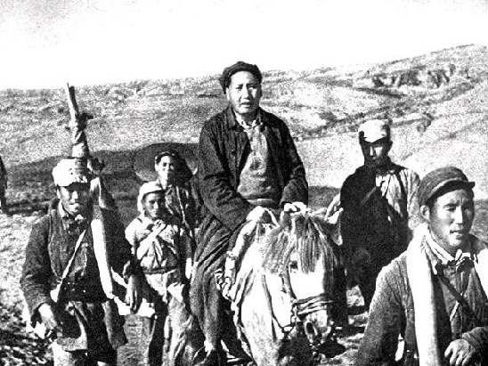 07. Shaanxi, 1935 - The March of the Volunteers