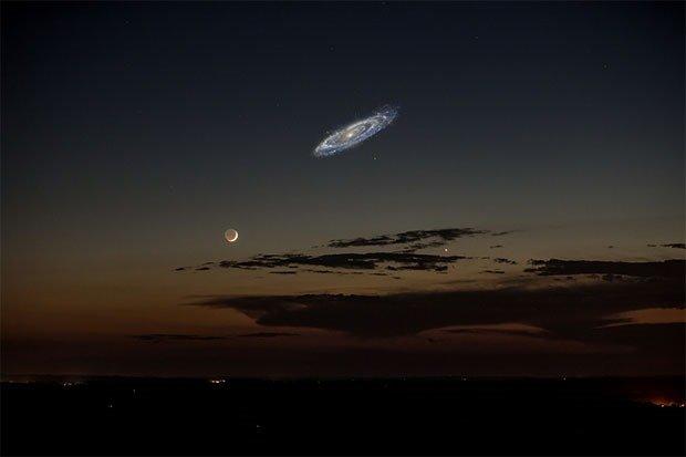 08. Andromeda