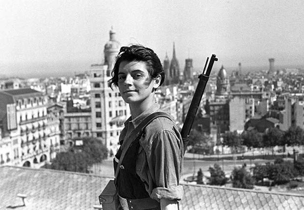 08. Barcelona, 1936 - The Red Youth