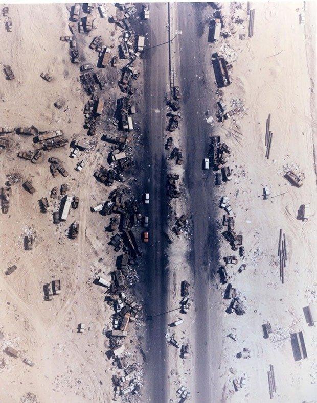 08. Highway of Death