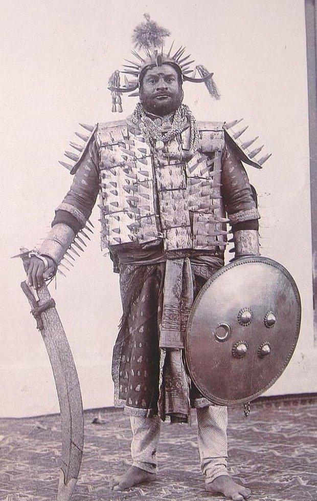 09. Indian executioner