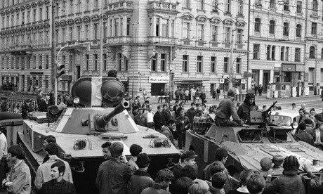 09. Prague, 1968 - The Brezhnev Doctrine