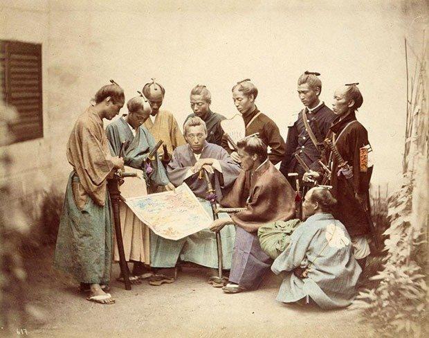 09. Samurai