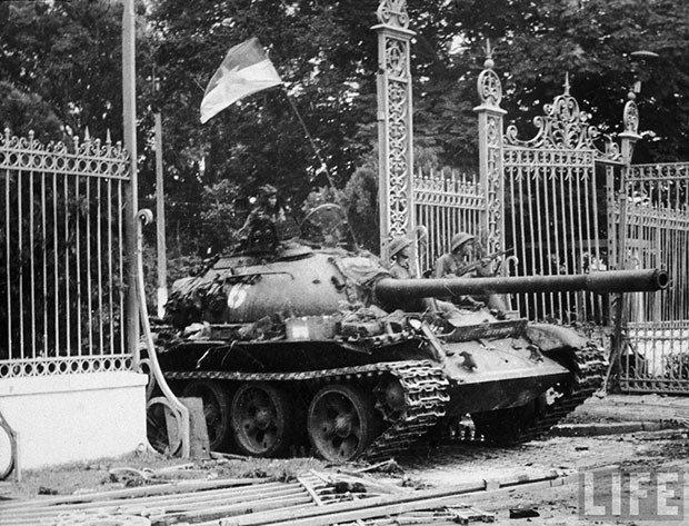 10. Saigon, 1975 - Peace with Honor
