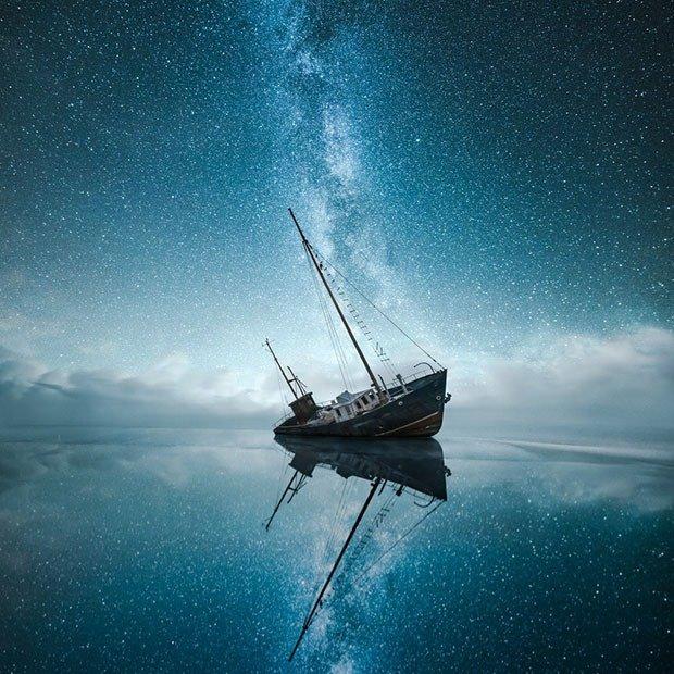 10. Shipwreck