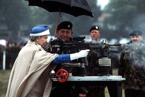 11. Elizabeth II