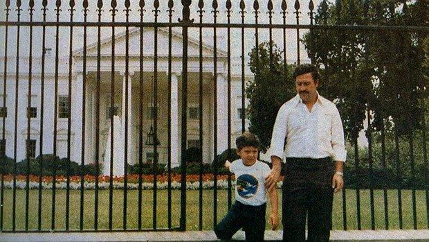 11. Pablo Escobar