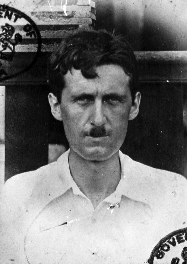 12. George Orwell