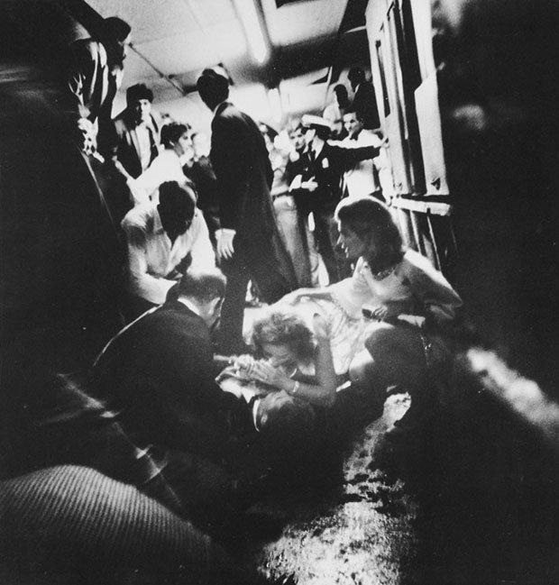 12. Mrs. Robert Kennedy