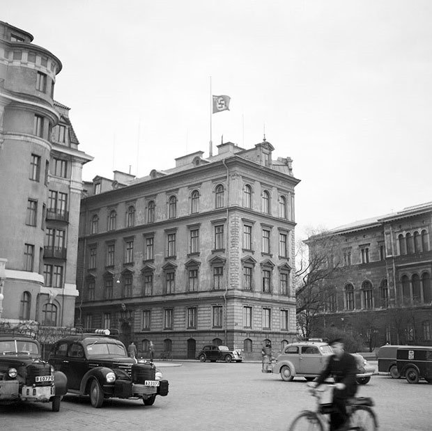 13. German embassy